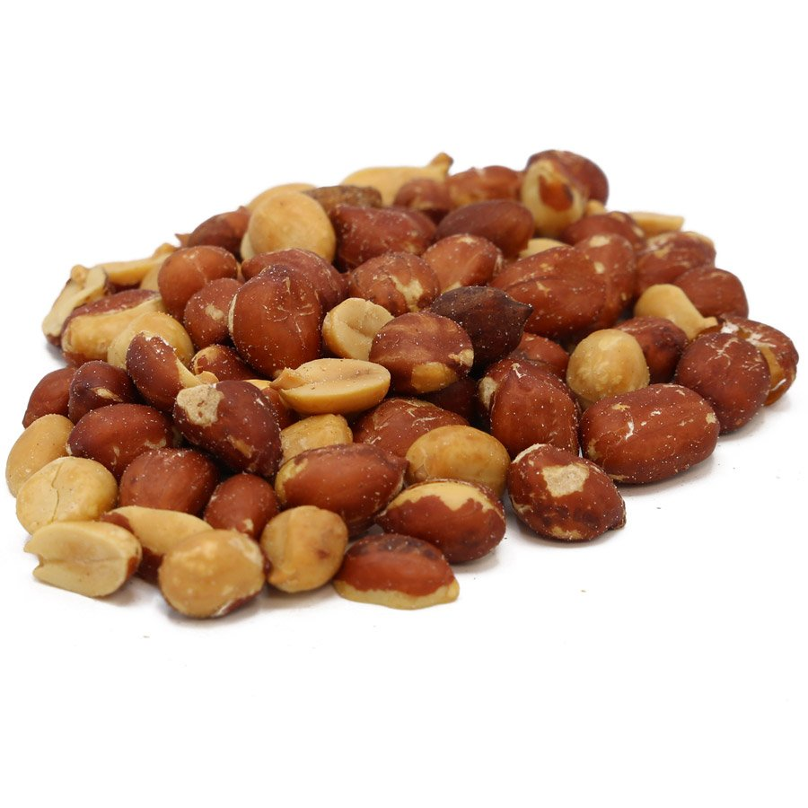 Peanuts – Redskin, J Runner, Roasted, Salted, Shelled