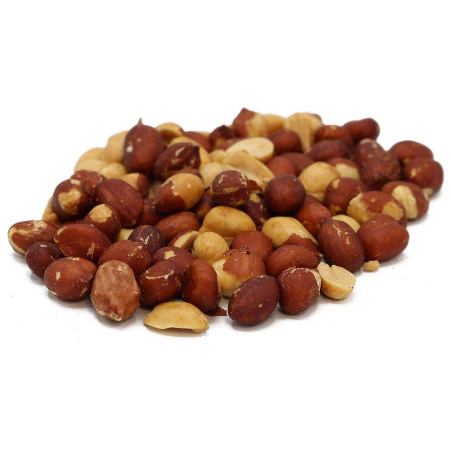 Peanuts – Redskin, J Runner, Roasted, Unsalted, Shelled