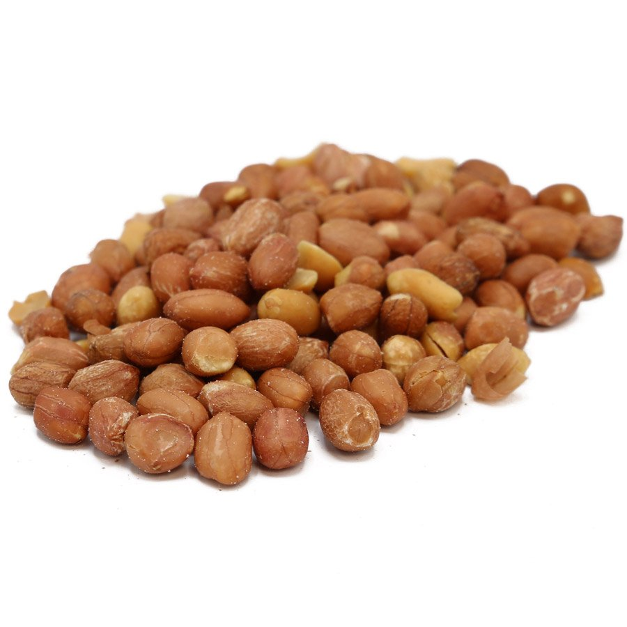 Peanuts – Spanish No. 1, Roasted, Salted, Shelled