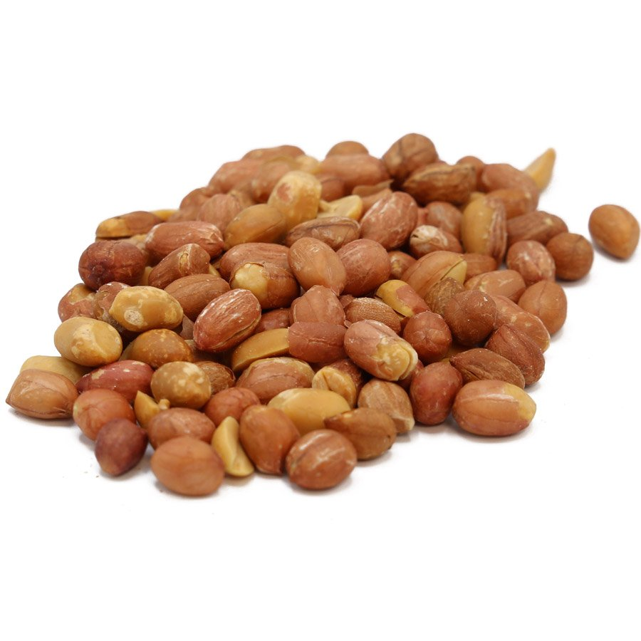 Peanuts – Spanish No. 1, Roasted, Unsalted, Shelled