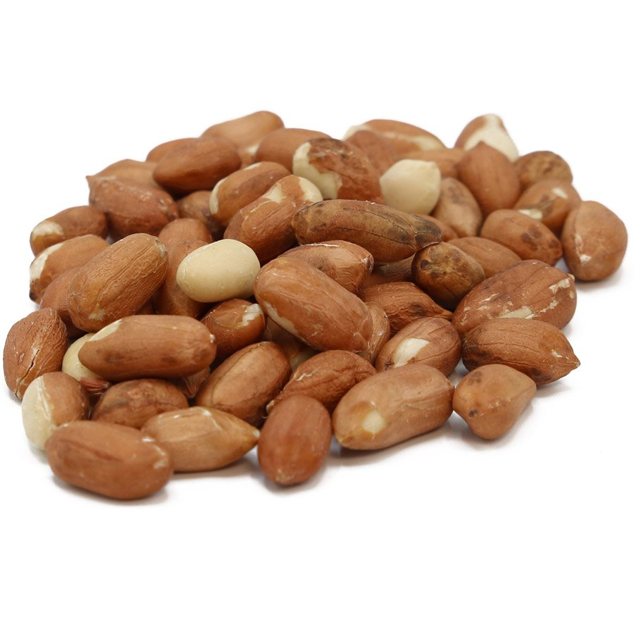 Peanuts – Extra Large VA, Raw, Redskin, Shelled