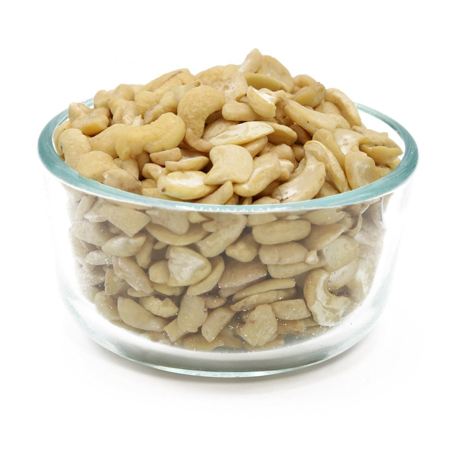 Raw Cashew Pieces in Bulk