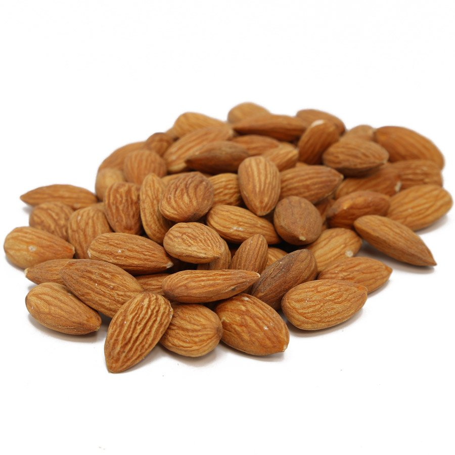 Bulk Almonds – Raw, Regular Whole Redskin 23/25