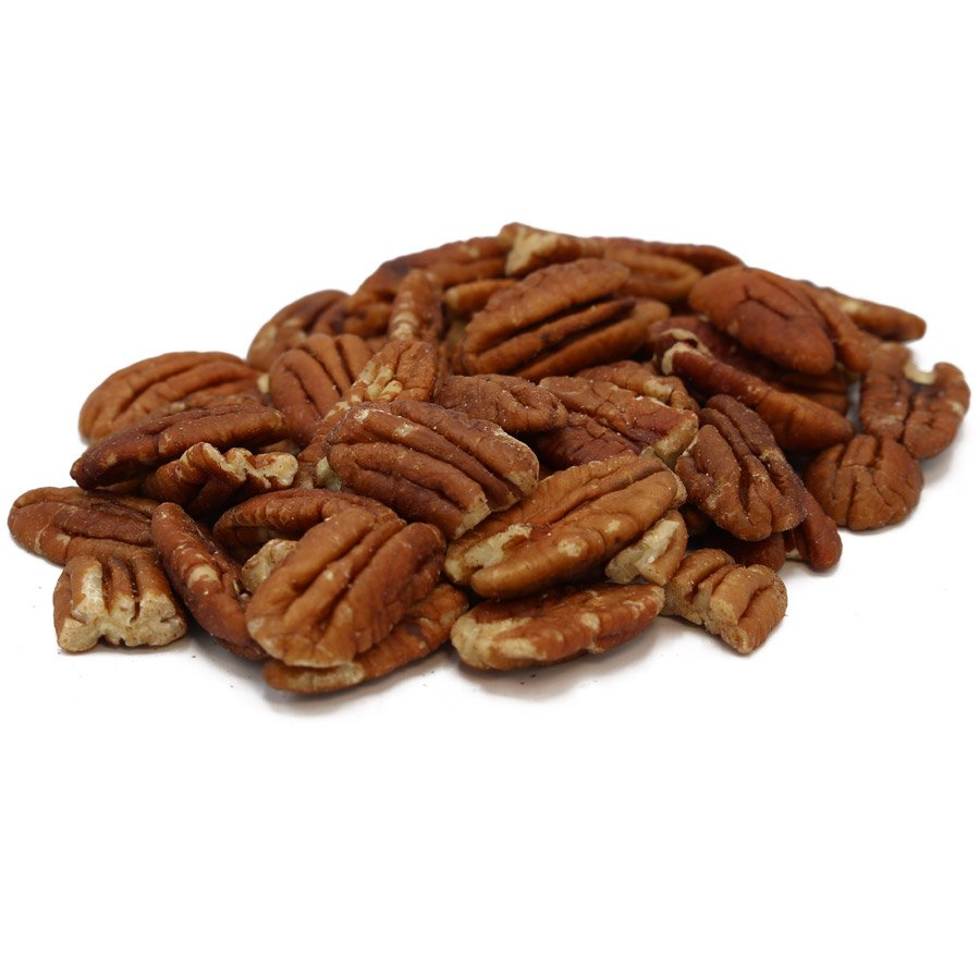 Pecans – Jr. Mammoth Halves, Raw