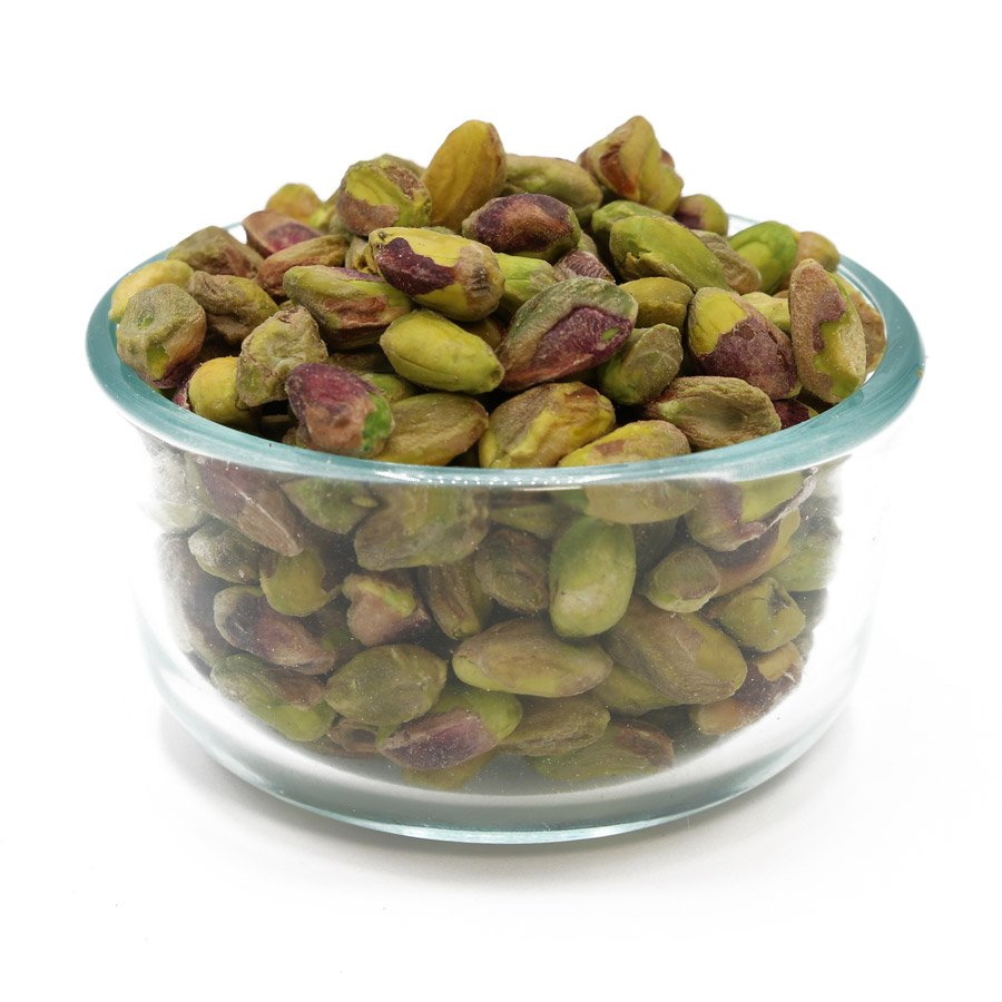 Shelled Raw Pistachios in Bulk