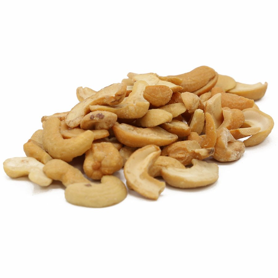 Cashews – Splits, Roasted, Salted