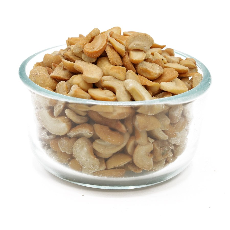 Roasted Cashew Pieces in Bulk