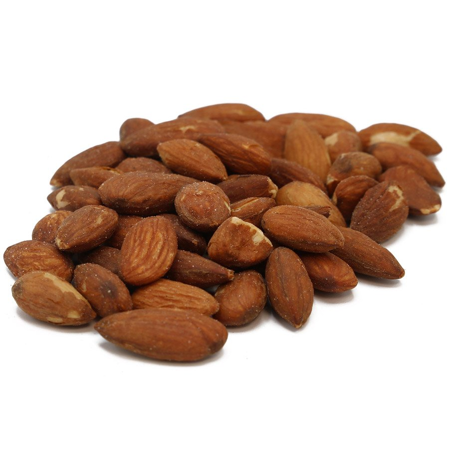 Almonds – Whole, Roasted, Salted