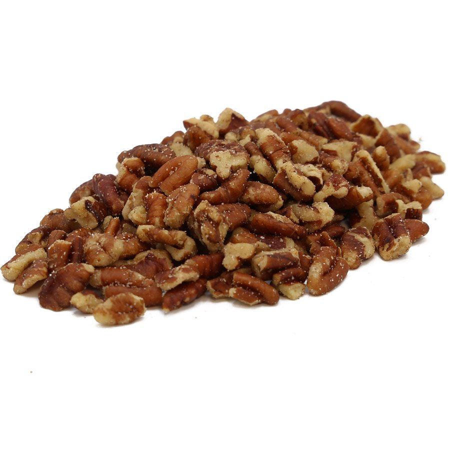 Pecan – Pieces, Roasted, Salted