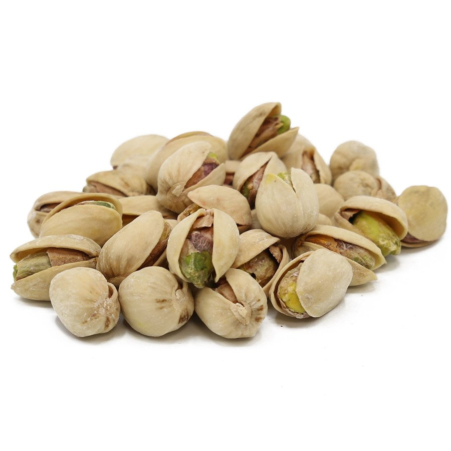Pistachios – Jumbo, Natural In Shell, Salted