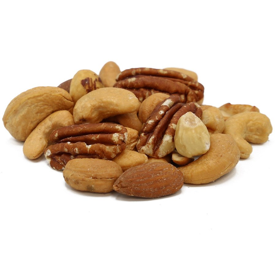 Deluxe Mixed Nuts, Roasted, Salted