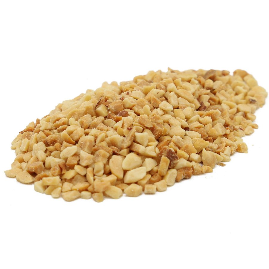 Granulated Peanuts