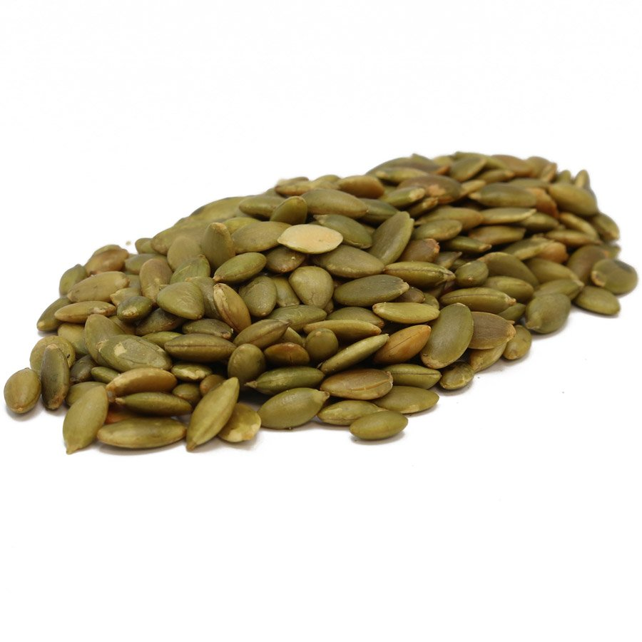 Pumpkin Seeds – Shelled, Roasted, Unsalted