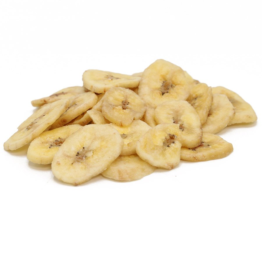 Wholesale Dried Banana Chips
