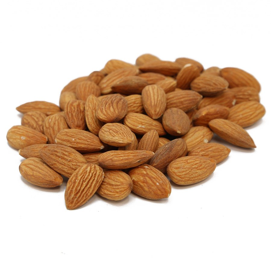 Almonds – Raw, Small Whole Redskin