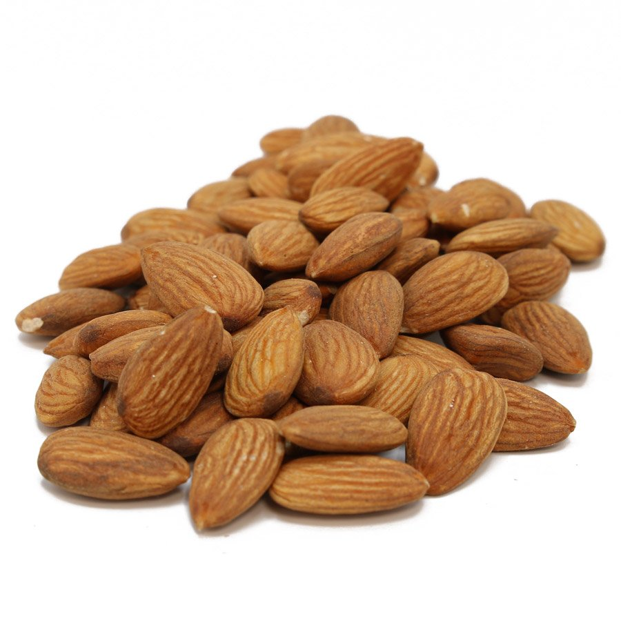 Almonds – Raw, Large Whole Redskin 20/22