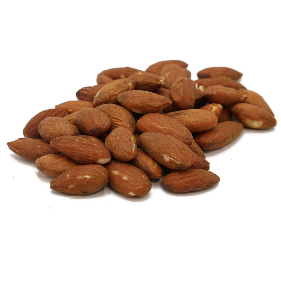 Unsalted Almonds, Whole Redskin