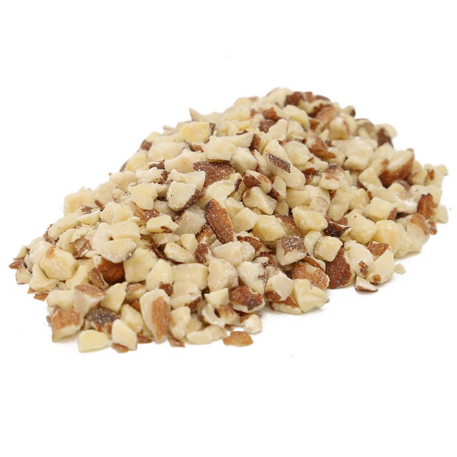 Almonds – Raw Medium Chopped