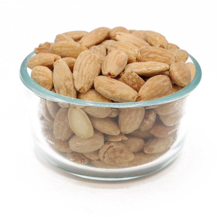 Roasted Blanched Almonds in Bulk