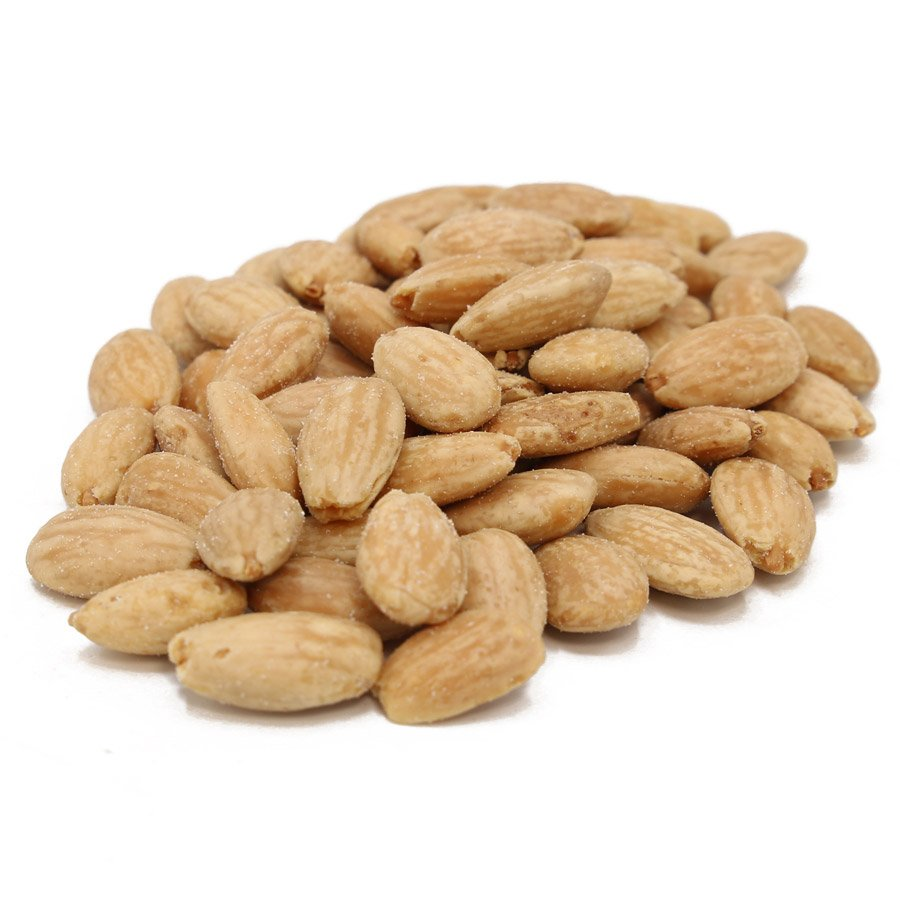 Almonds – Whole Blanched, Roasted, Salted