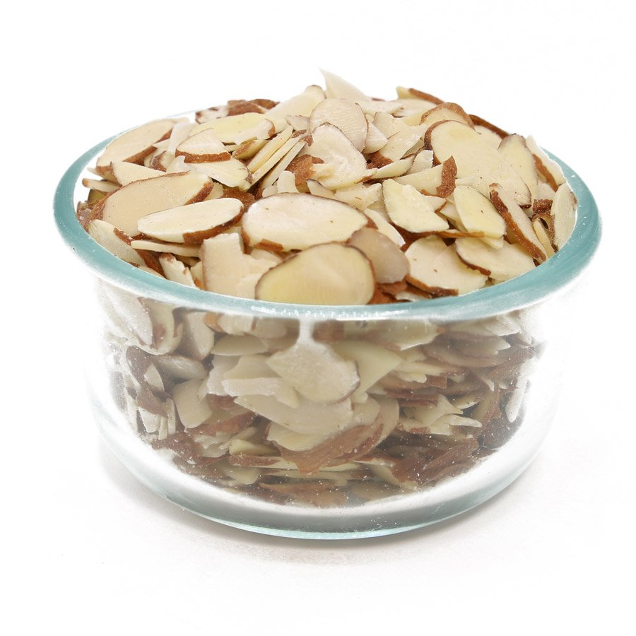 Sliced Almond Pieces
