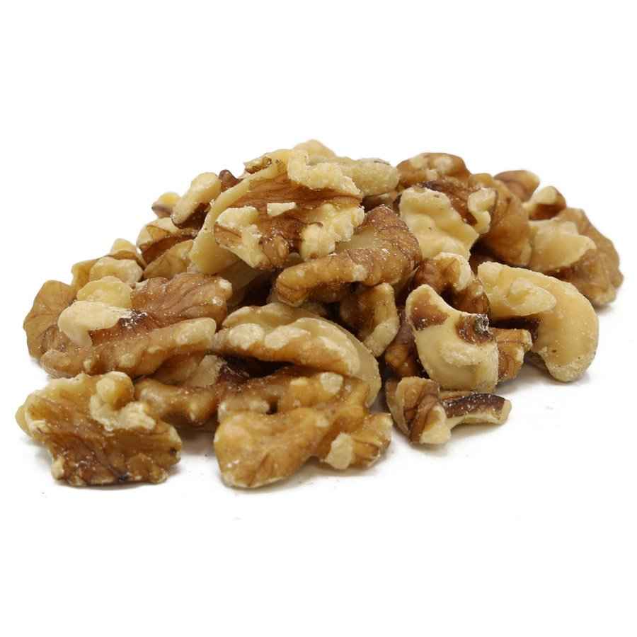 Walnuts – Halves And Pieces, Raw