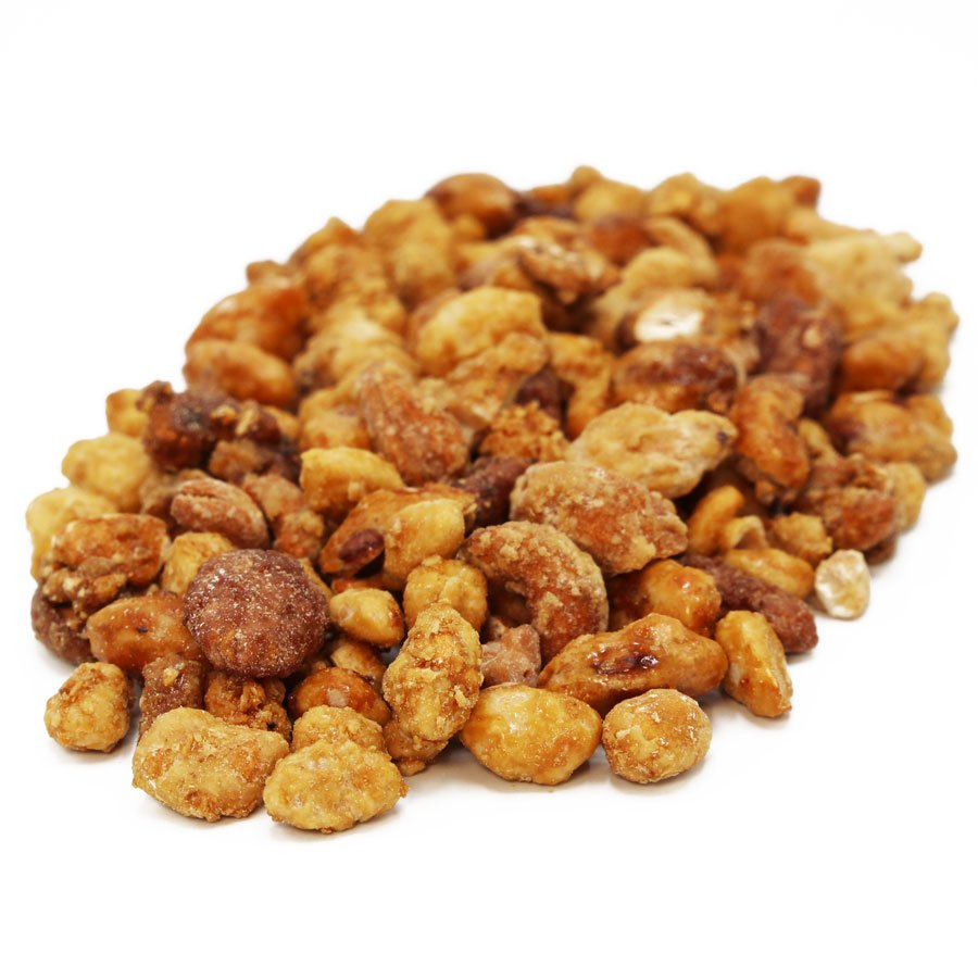 Wholesale Butter Toffee Mixed Nuts